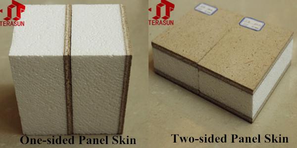 Fireproof Waterproof Panels : Lightweight waterproof fireproof sip heat insulation panel