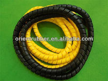 with Big diameter spiral hose guard