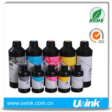 UVINK brand uv curable inkjet printer etching resist ink