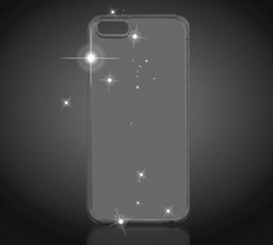 3D Sublimation Transparent phone case for iphone 5 5s case Personalized sublimation cell phone case for Iphone