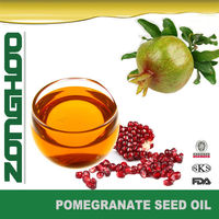 natural plant oil and extract pomegranate seed oil