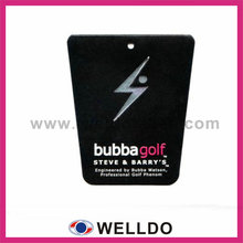 special plastic direct inject silicone logo