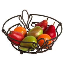 Flower Shape Colourful Large Plastic Salad Bowl, Fruit Bowl, Fruit Tray