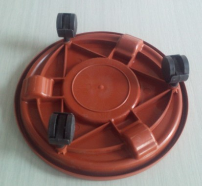 Terracotta Plant Saucer With Wheels High Quality Plant