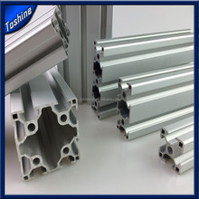 30 series 3030R ,3030, 3060 ,3090, 6060 Anodizing T Grooved Strut Aluminum Profile