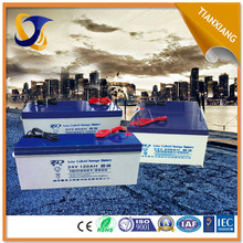 made in china high quality 12v 250ah gel battery