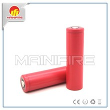 High capacity 3400mah 18650 sanyo battery ncr18650bf for electric motorcycle