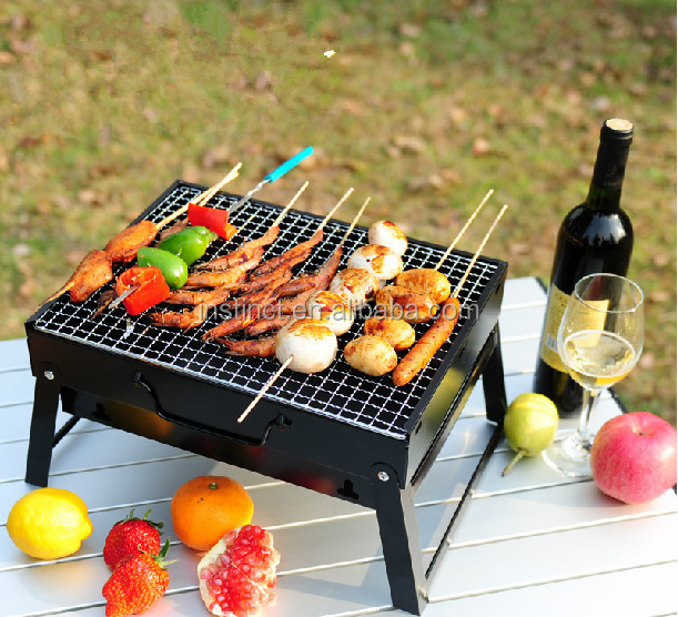 professionnel double br leurs portable barbecue gaz grill jetable barbecue grill pan grille de. Black Bedroom Furniture Sets. Home Design Ideas