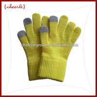 2013 fashionable new design ladies pretty useful knit glove