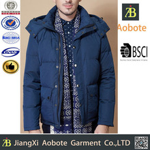 2015 Best Price Custom Man Winter Heavy Coat Outerwear