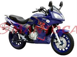 Racing motorcycle MTC150-20-I