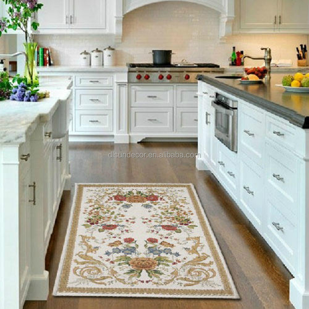 100 persian design handmade wool decorative kitchen floor carpet mat