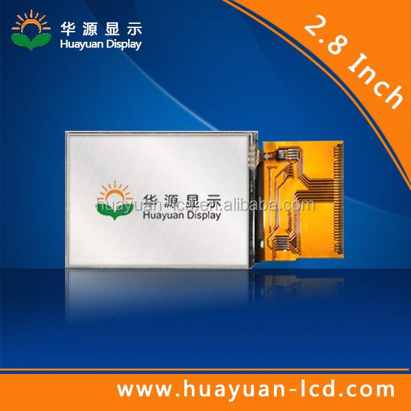 2,8 zoll rgb-tft 262k 320x240 lcd-display