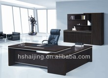 2014 executive table solid wood boss desk office furniture good quality office furniture HJ-9675