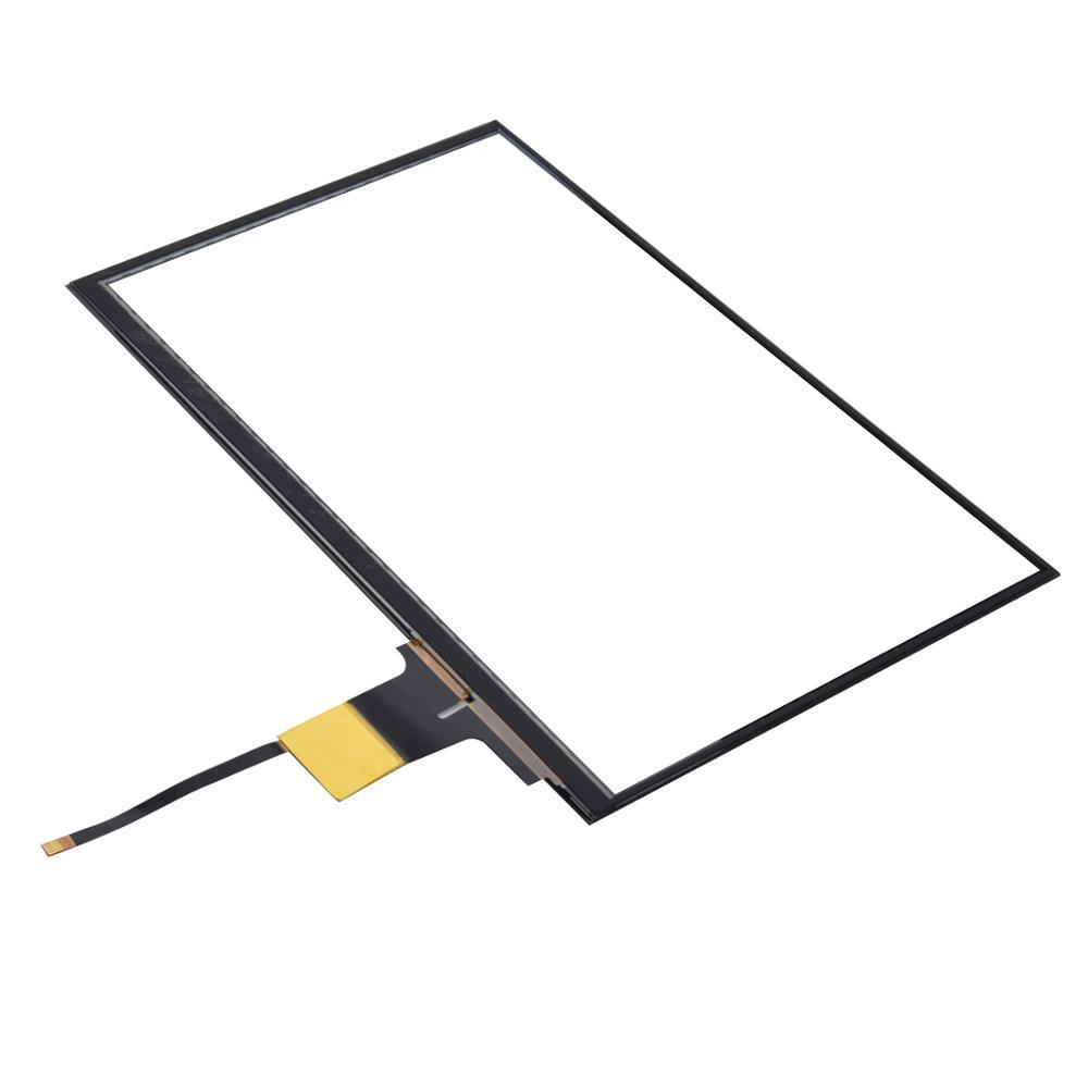 Endüstriyel fabrika kaynağı 7 inç 4 tel 14 ''lcd rezistif knx dokunmatik ekran paneli kiti fiyatı