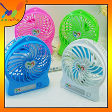 2015 New Design Creative USB Fan Wholesale rechargeable Mini USB Gift Fan