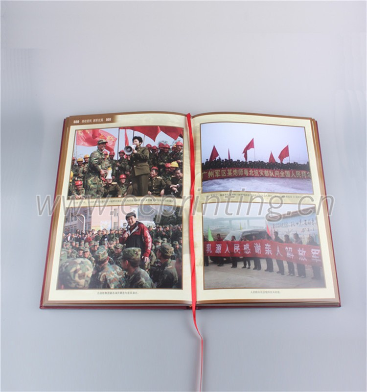 Book Printing Hardcover
