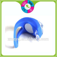 silicone LED bicycle light lamp, bicycle accessory, flashing light