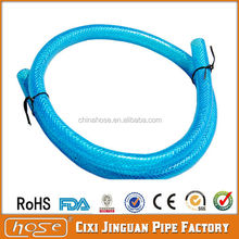 Clear Nylon Braided Hose,Clear Reinforce Hose,Clear PVC Garden Hoses from manufacturer