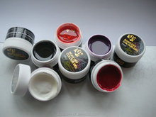 High quality competitive price soak off giltter color UV gel
