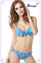 2015 young girl sexy bikini swim wear
