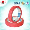 Red Megathermal Masking Tape