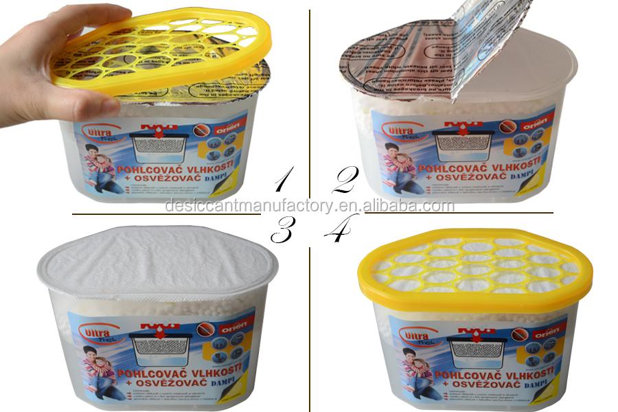 Remove Moisture Absorber Desiccant Calcium Chloride Box