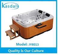 Corner Drain Location (Air & Whirlpool) Massage Type hot tub