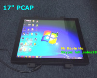 open frame monitor touch resistive 17 inch outdoor application