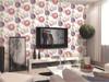 2015 Popular Designer vinyl wallpaper for Decorative Wallpaper