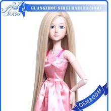 Hot sale wholesale lace doll wig, american girl wigs, american girl doll 18 inch wigs
