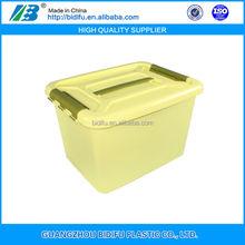 plastic storage box with lock storage plastic box plastic compartment storage box