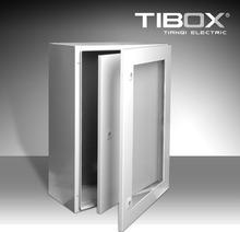 ST Waterproof panel board/power metal box/Electrical enclosure