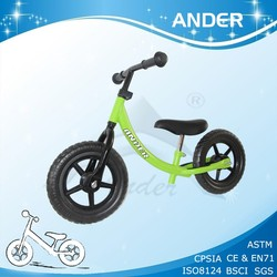 Hottest sale kid toddlers bike educational bicycle accept OEM/ODM service