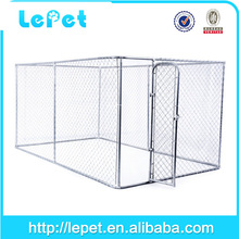 wholesale metal pet dog cage kennel with cover/dog cages metal/dog cage box