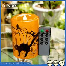 Ghost Candle Light LED Home Decoration Pieces for Party Themes