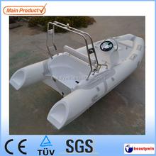 ( Ce ) 4.7 m de fibra de vidrio rígido inflable barco atún barcos venta