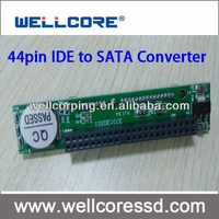2.5-inch SATA SSD HDD to 44pin IDE PATA adapter converter card