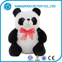 fashion new style christmas gift soft outdoor plush toy panda