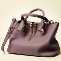 leather bag manufacturers in mumbai Luxury PU hobo bag leather with high quality cheap leather bag