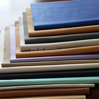 High quality microfiber pu synthetic leather for shoes lining