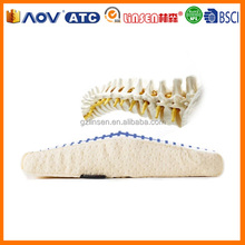 2014 Linsen wholesale price reliable quality memory foam massager cushion