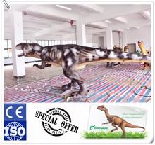 Amusement park Fiberglass Dinosaur Figures