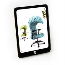3x5 ipad acrylic photo frame funia wood picture frame