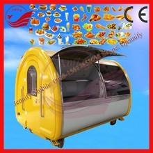 Fast Food Application Mobile Fast Food Vending Van