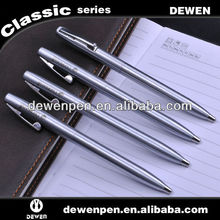 2013 dewen the most popular super quality and low price ball pen clicking mechanism