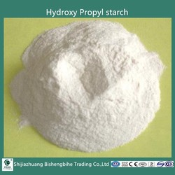 HPS (Hydroxy Proply Starch) for thin set adhesive mortar