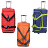 New stylish large traveling duffel hot sale travel trolley luggage bag