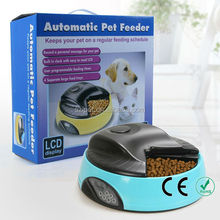 2015 hot sale electric automatic timed pet dog feeder IPET-PF03