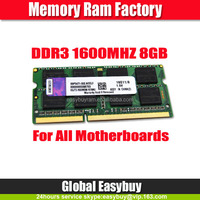 Unique products from China ram memory 8GB DDR3 1600MHZ